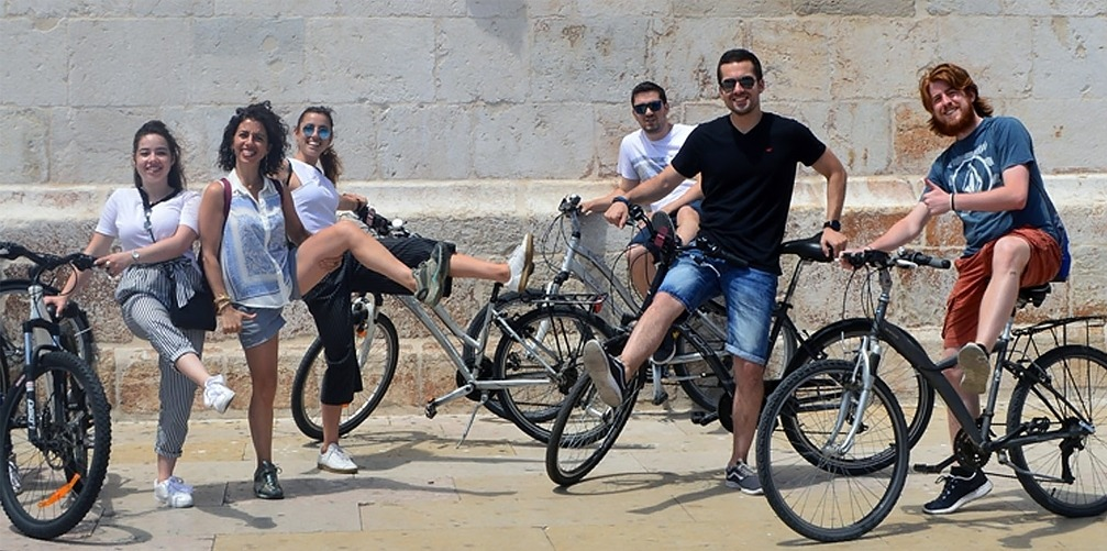 Lisbon Bike Tour Group